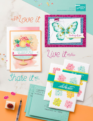 Stampin' Up! UK Independent  Demonstrator Susan Simpson, Craftyduckydoodah!, January 2018 Updates, Supplies available 24/7 from my online store,
