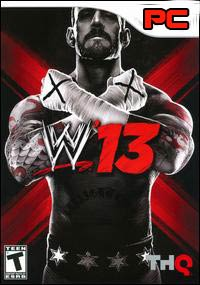 WWE 13 pc full español por mega