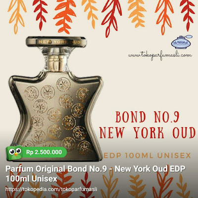 toko parfum asli parfum original bond no. 9 new york oud edp 100ml man woman unisex