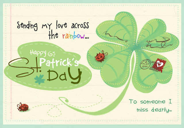 happy patricks day wishing messages, 2017 patricks day messages for friends