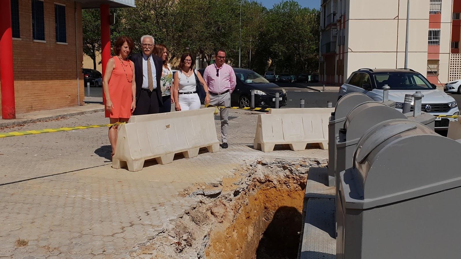 Gelán Noticias: Una nueva inversión del Ayuntamiento de Sevilla en ...
