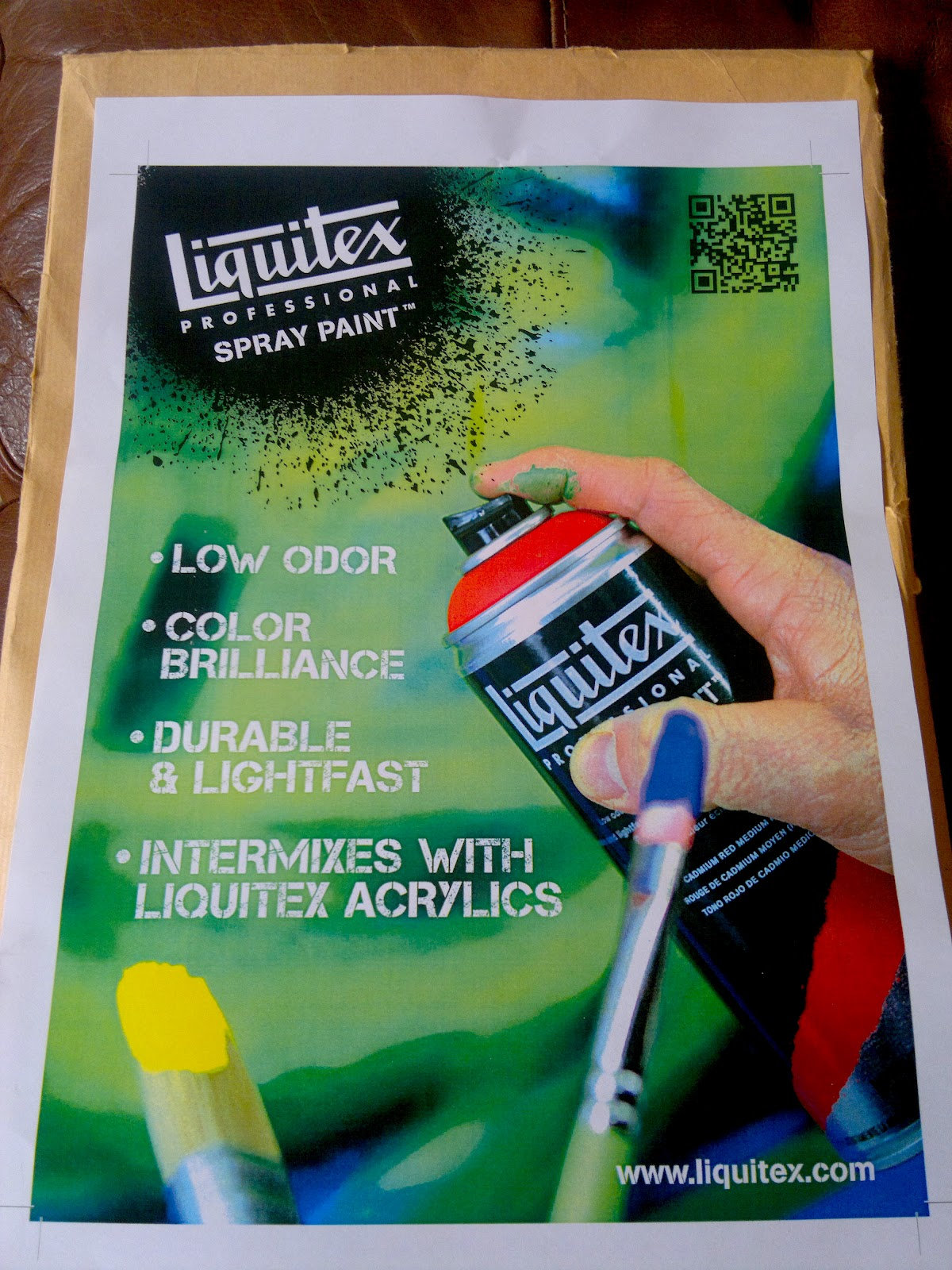 Rdc Archive Spray Paint Liquitex Low Odor