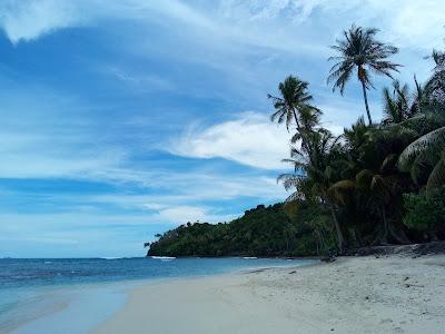 Indahnya Pulau Keuh