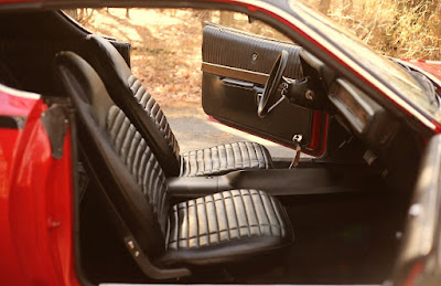 1971 Dodge Charger Sport Coupe Interior 02