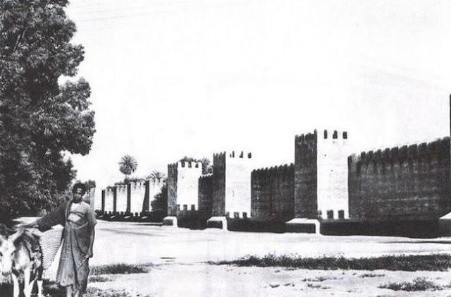 سور مدينة تارودانت Taroudant city wall
