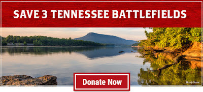 15 Acres at 3 Tennessee Battlefields