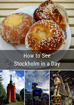 How to See Stockholm in a Day: Things to do with one day in the Swedish Capital