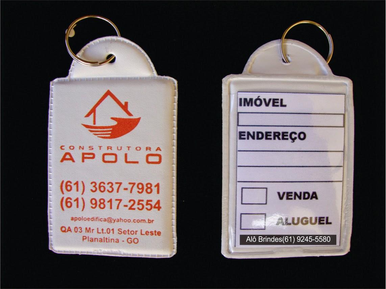 9bee15cf2 Chaveiro Imobiliário ou para Identificação de Veículos