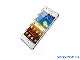 Cara Flash Samsung Galaxy S2 G GT-I9100G