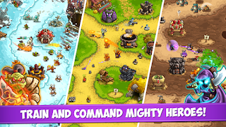Kingdom Rush Vengeance Mod Apk Data Money for android