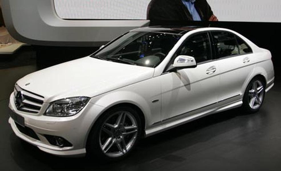 cclass H Mercedes- Benz ανακαλεί 6.694 αυτοκίνητα στην Ελλάδα για πρόβλημα στον αερόσακο