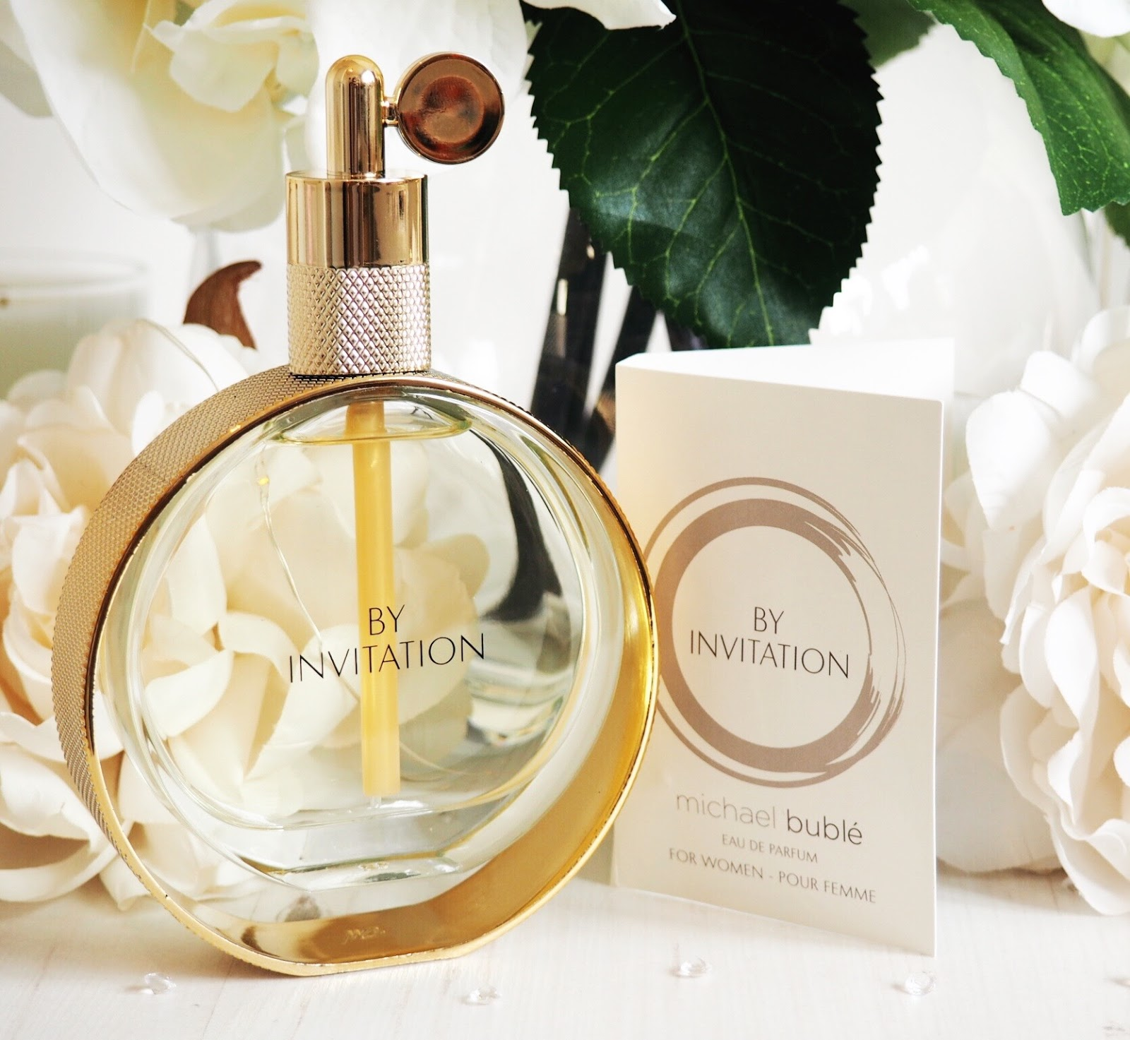 Michael buble by invitation perfume lady writes as a huge fan of his music michael can do no wrong in my eyes his songs bring out the romantic in me and by invitation was created to be a scent stopboris Choice Image