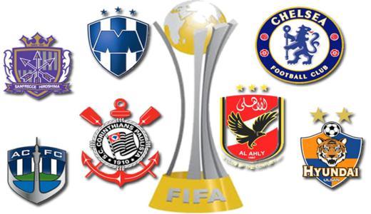 Corinthians x Chelsea Mundial de Clubes FIFA 2012: Final
