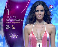 اتشيليا سامالي دان أوغلو - Acalya Samyeli Danoglu