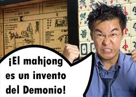 El mahjong fue prohibido en China