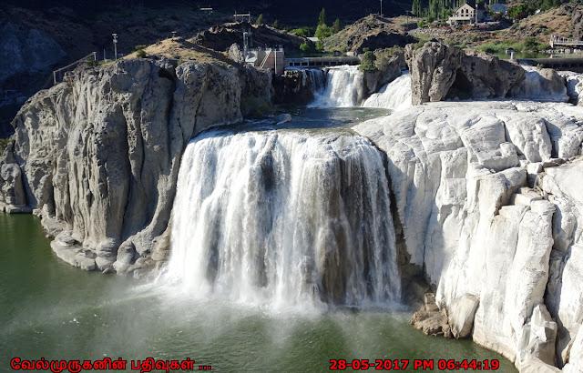 Shoshone Falls Twin Falls County