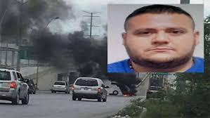 """La muerte de """"El Comandante Toro"""" y una lluvia de balas para Reynosa"""