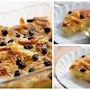 Resep Puding Roti Tawar Kismis Panggang Super Lezat
