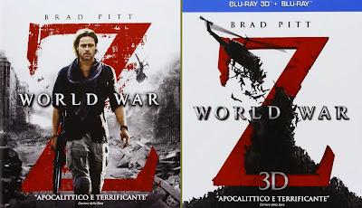 World War Z, cover a confronto