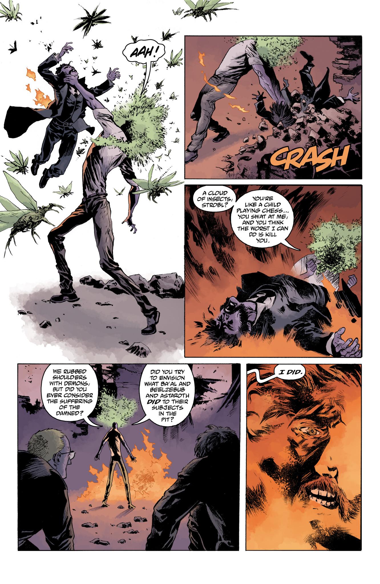Read online Abe Sapien comic -  Issue #11 - 20