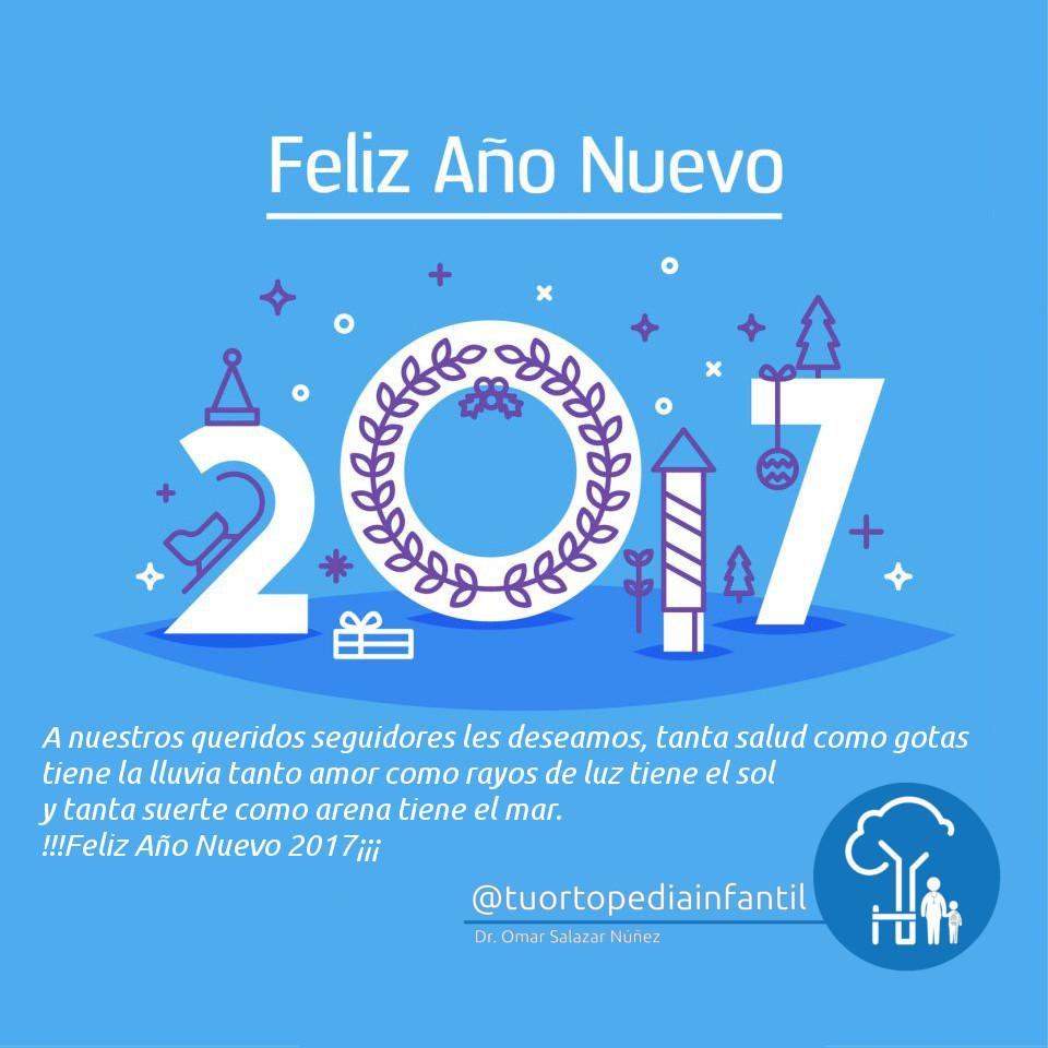 Feliz Año Nuevo 2017!!!