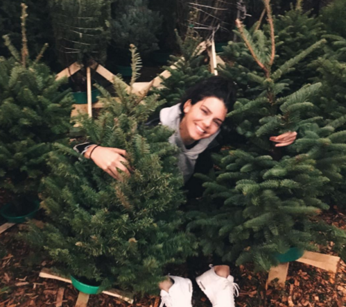 The Best Of Celebrity Christmas Trees @kendalljenner - Cool Chic Style Fashion