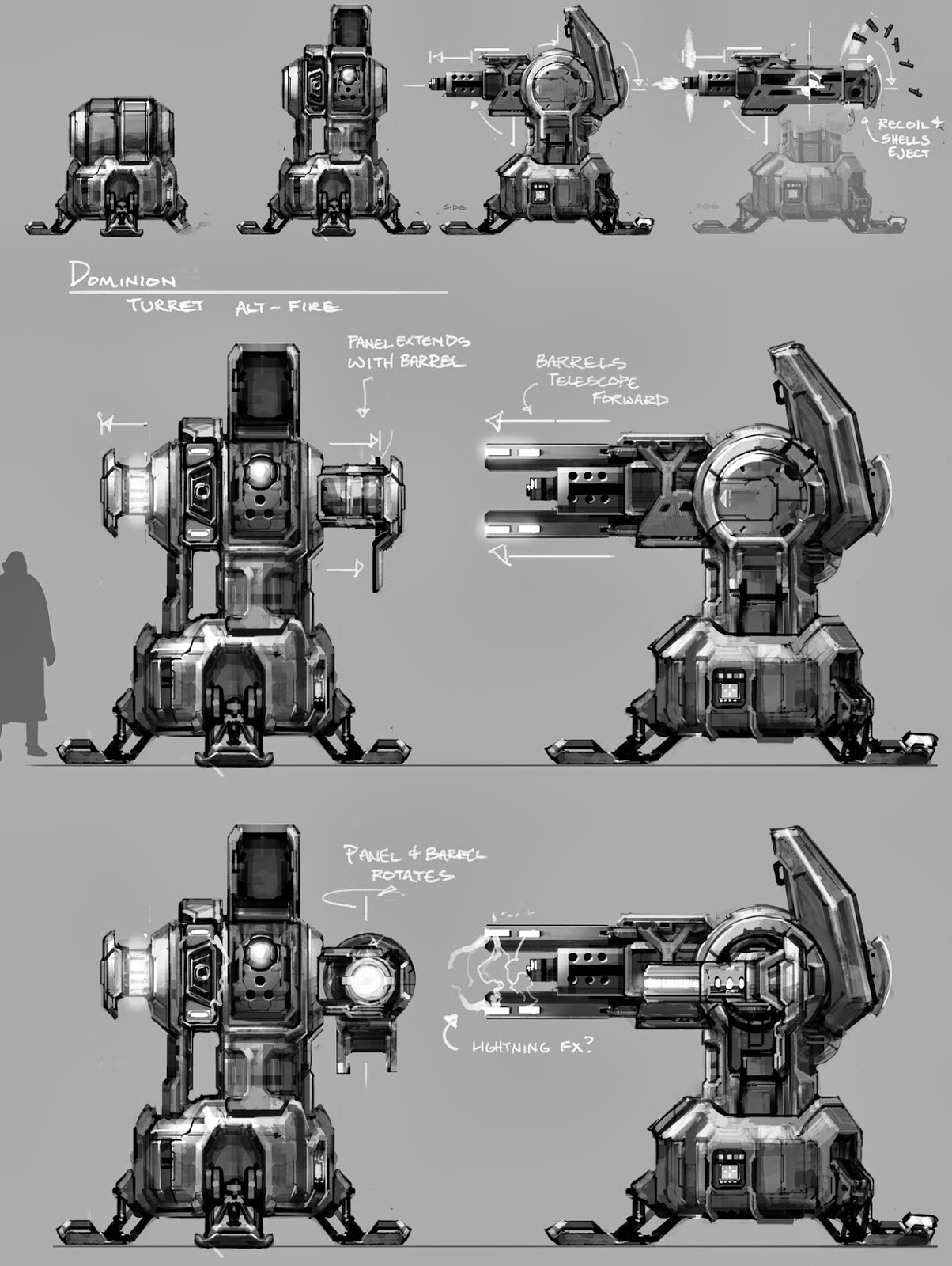 Potential Things Halo 4 Game Modes Concepts