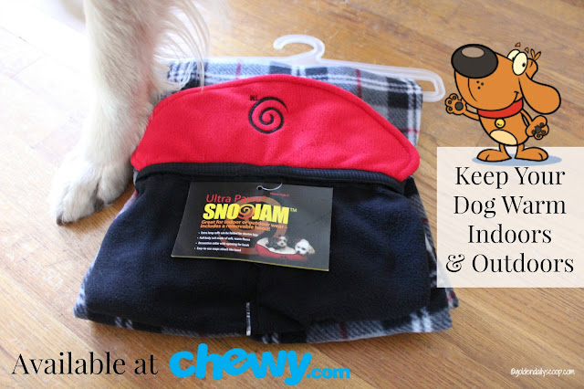 Ultra Paws SnoJam Fleece Dog Coat Review