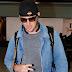 Channing Tatum voa para o Aeroporto de Londres-Heathrow, de Amsterdã, antes da premiere Londrina de seu novo filme 'Lucky Logan' - 20/08/2017