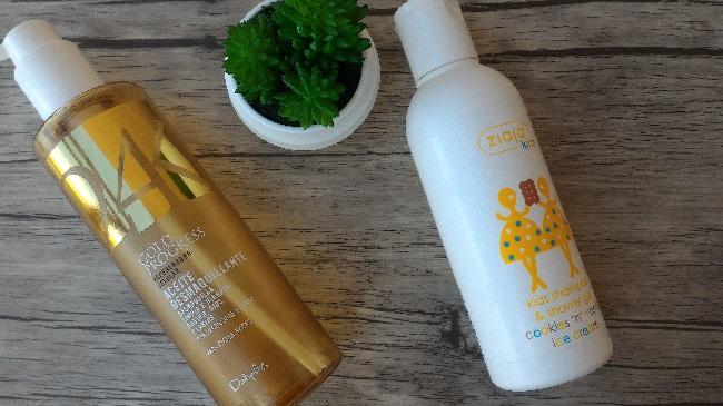 Jabón de Mercadona para limpiar las esponjas de maquillaje y Jabón de Ziaja