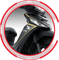New Sharp & Slim 3d Leg Shield HONDA SUPRA X 125 SW 2018 Sejahtera Mulia Cirebon