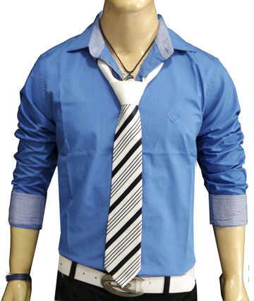 Baju Pria Lengan Panjang Import