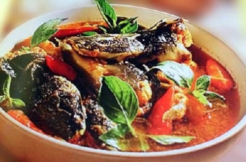 Resep masakan ikan Lele Berkuah Maknyus Enaknya