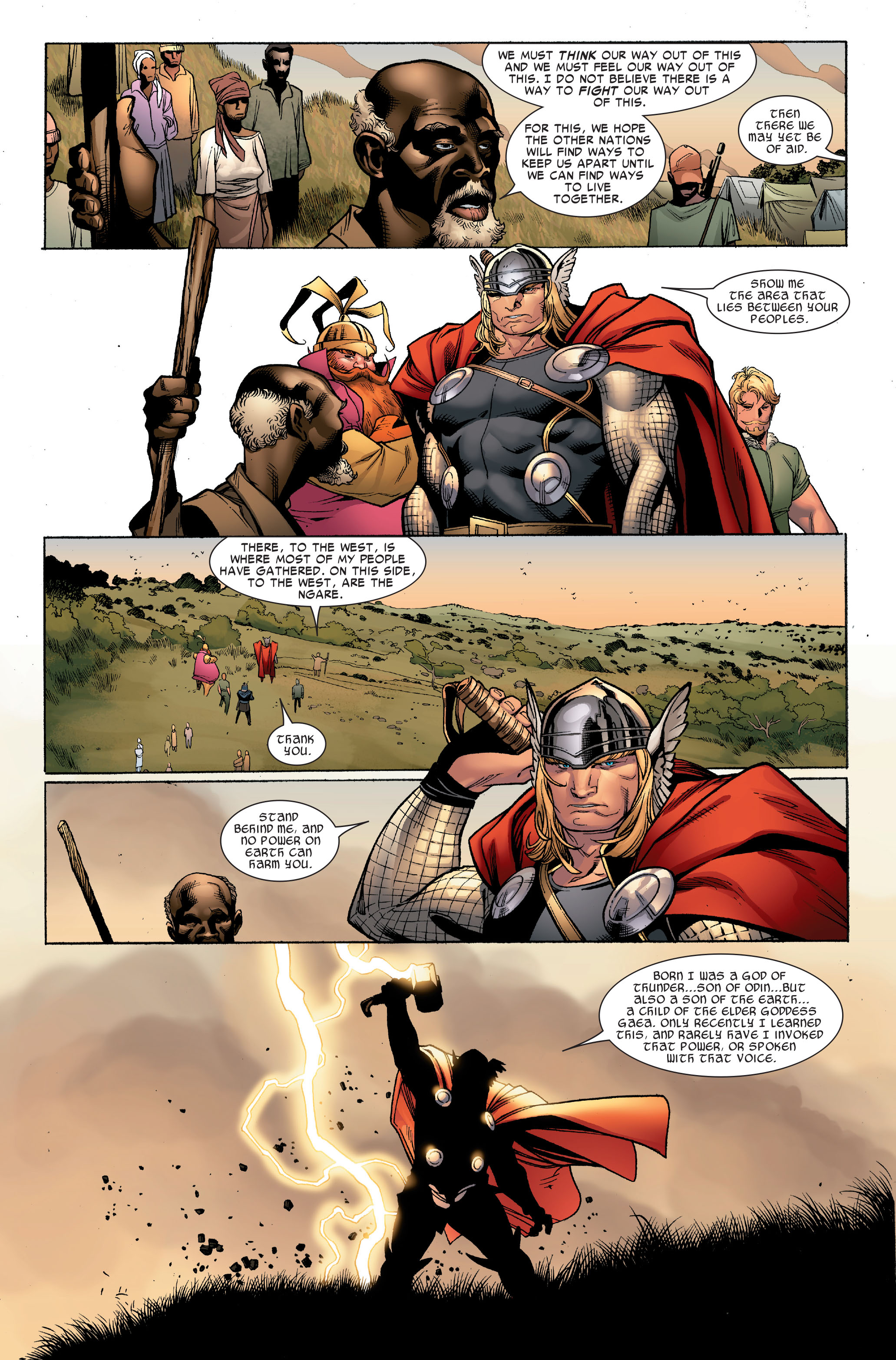 Thor (2007) Issue #4 #4 - English 20