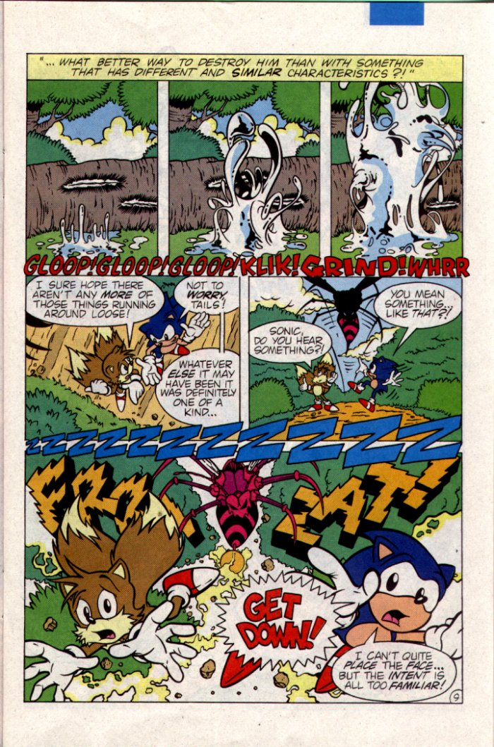 Read online Sonic The Hedgehog comic -  Issue #21 - 10