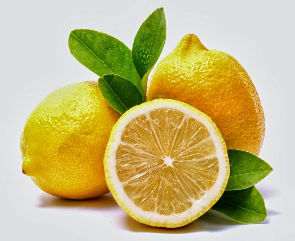 10 Kebaikan Minum Air Lemon