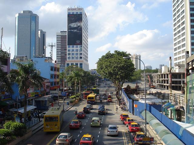 5 perjalanan anda mungkin terjejas jika anda ke Johor masa akan datang