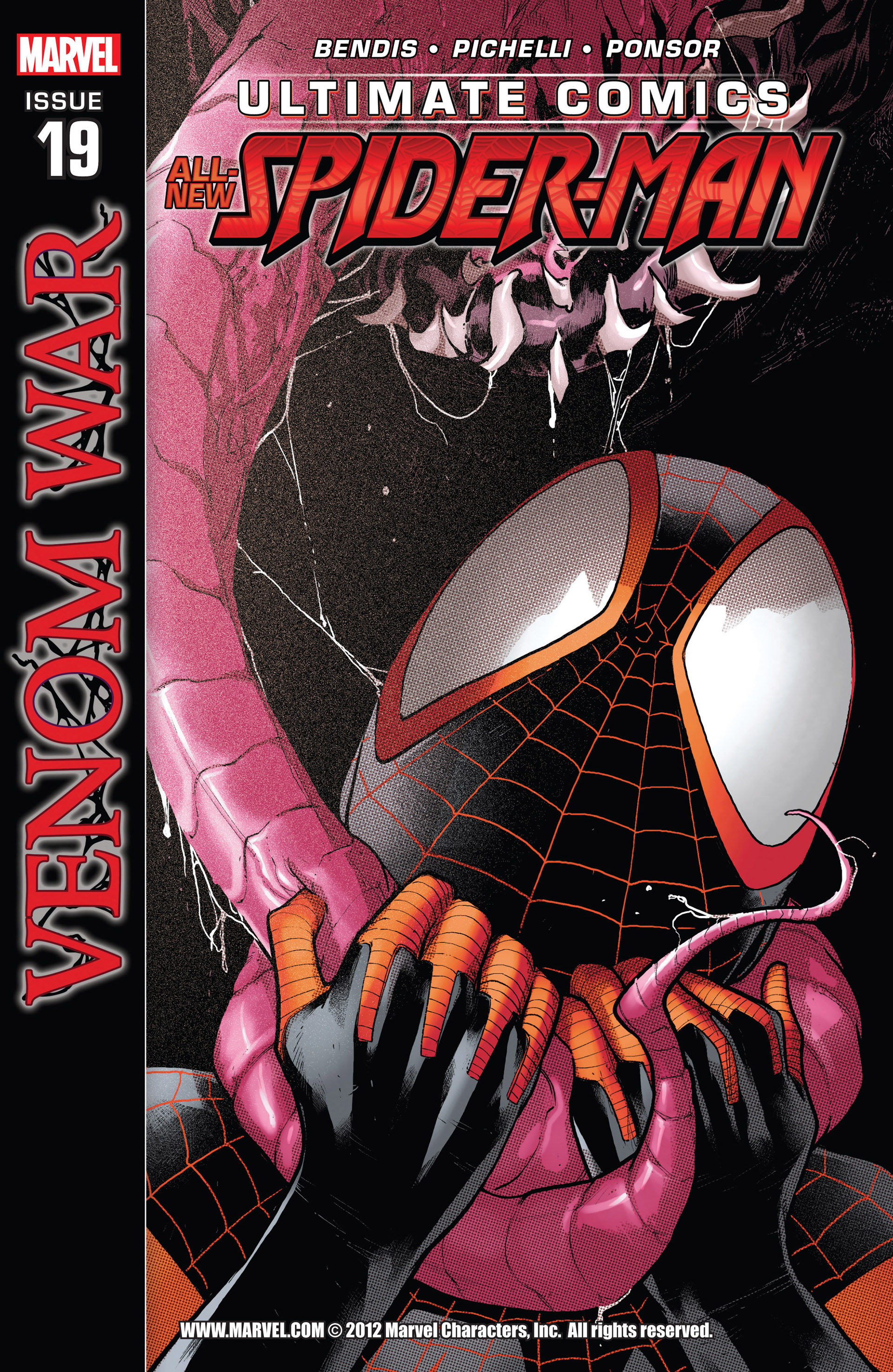 Read online Ultimate Comics Spider-Man (2011) comic -  Issue #19 - 1