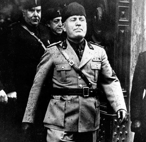 Fascism and Mussolini
