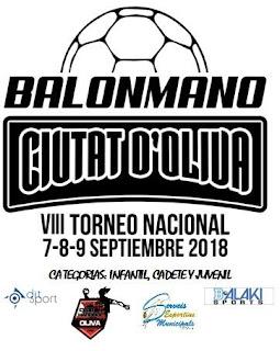 VIII Torneo Ciutat d'Oliva