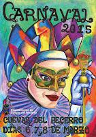 Carnaval de Cuevas del Becerro 2015 - María Nieblas Arias