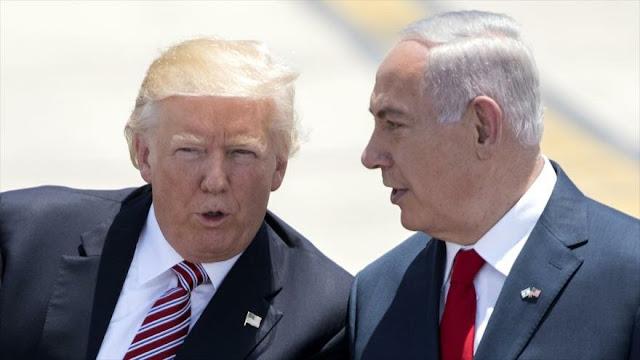 HRW: Trump busca proteger a ocupantes de altos del Golán sirios
