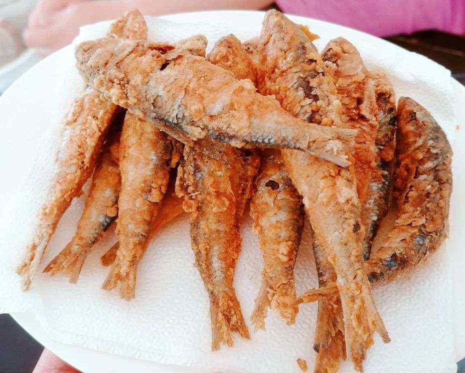 Tawilis from Mer-Ben Tapsilogan in Tagaytay