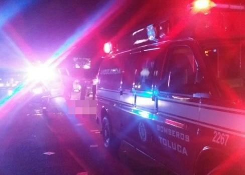 Ambulancias de noche