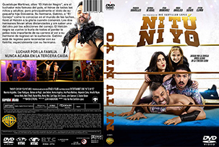 Ni tú ni yo - Cover - DVD