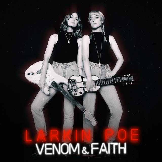 The Indies music videos by Larkin Poe for their songs titled Hard Time Killing Floor Blues and Bleach Blonde Bottle Blues from their album titled Venom & Faith