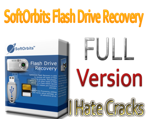 Get SoftOrbits Flash Drive Recovery 2.1 Full Version
