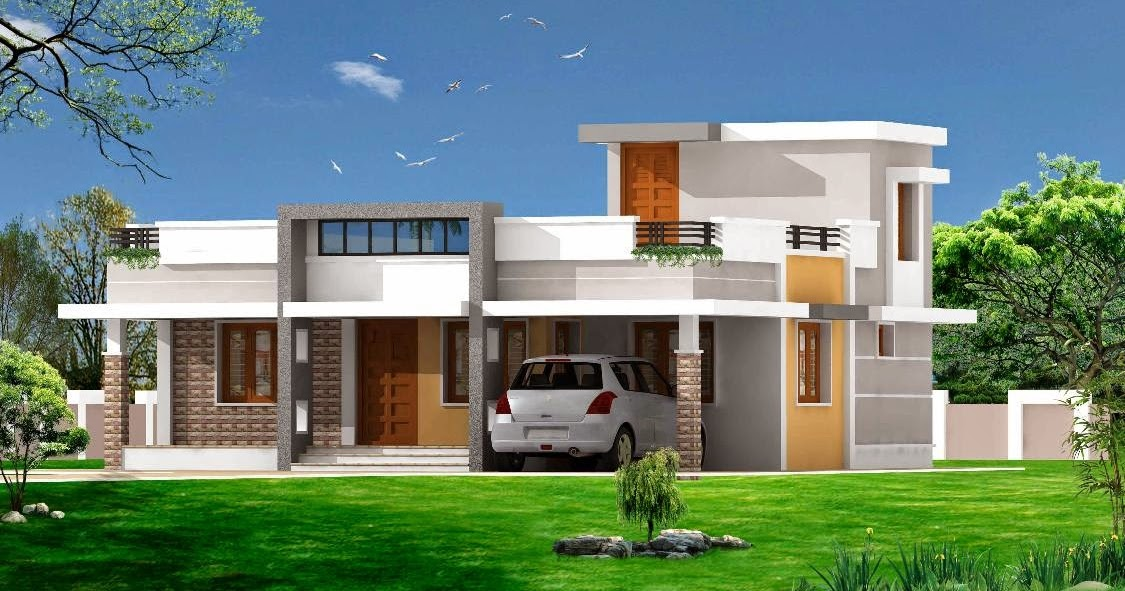 Kerala Model House Plans and Designs - Wood Design Ideas