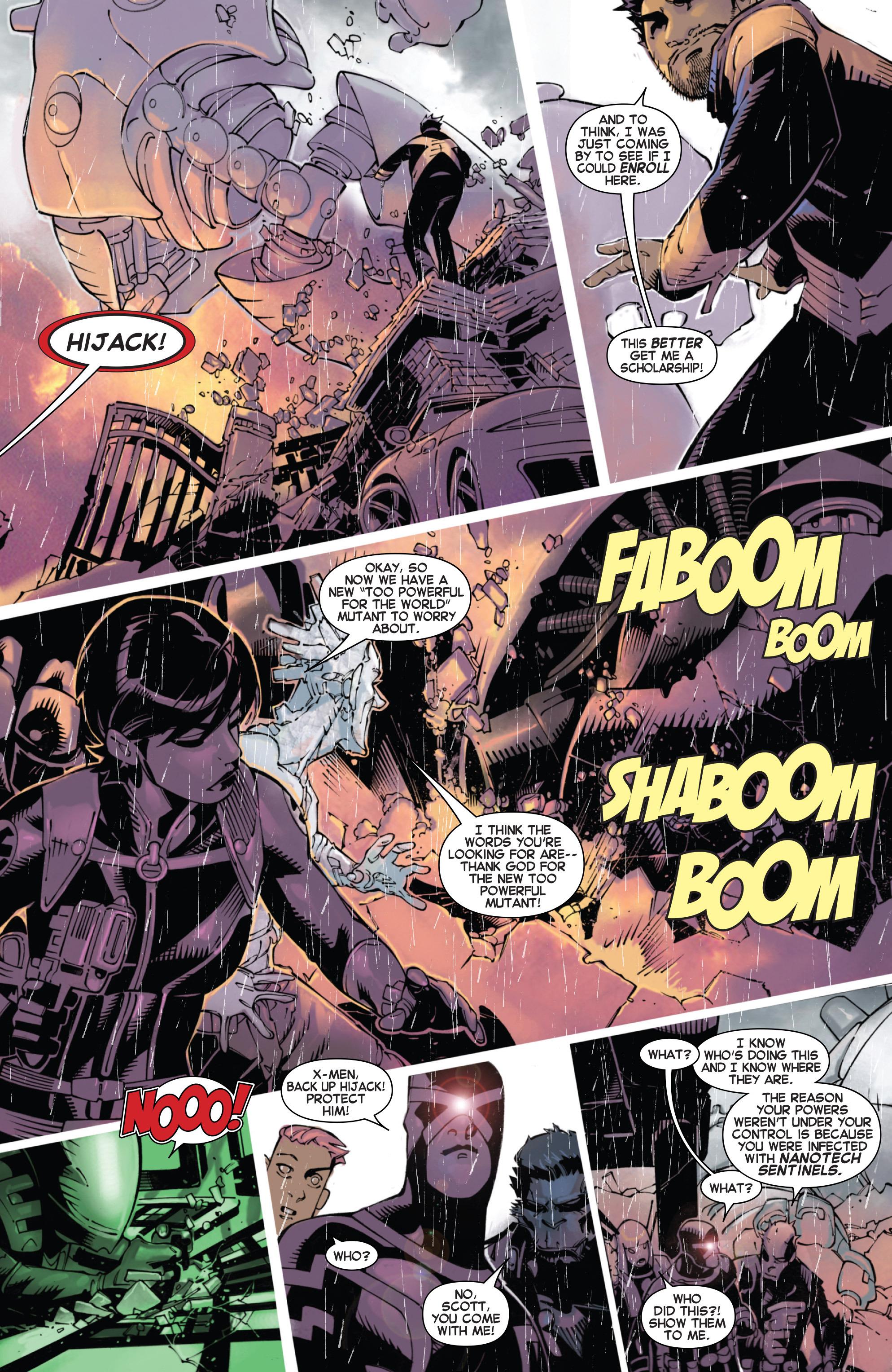 Read online Uncanny X-Men (2013) comic -  Issue #22 - 13