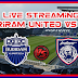 Live Streaming Game Friendly  Buriram United VS Johor Darul Takzim JDT : Thailand Tour 2017